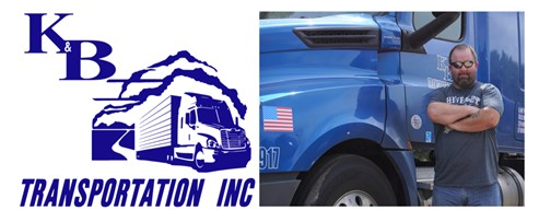 CDL-A Drivers: $1250 wk Guaranteed, Earn More with Top Pay, Miles and Bonuses - Minnesota - K&B Transportation