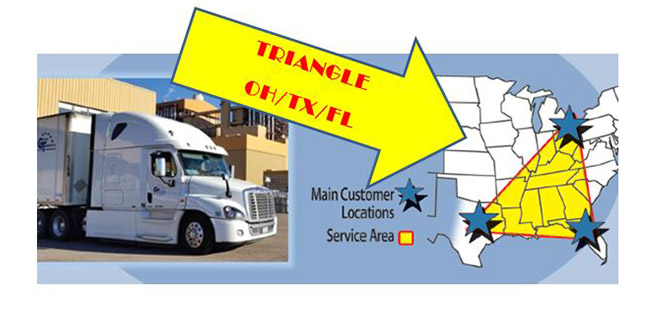 Owner Operators OTR Dedicated Lanes NEW PAY PACKAGE - Parma, OH - General Transport Inc.